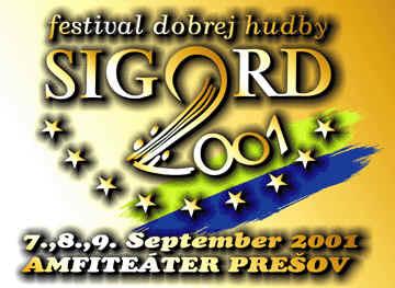 Festival dobrej hudby SIGORD 2001