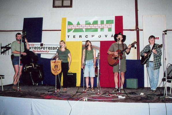 Česká skupina Tempo di vlak