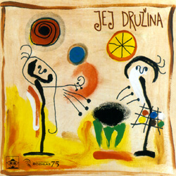Booklet CD Jej Družina