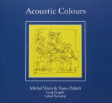 Booklet CD Acoustic Colours