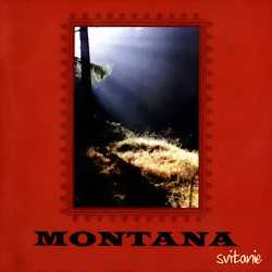 Booklet CD Montana: Svitanie