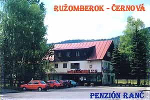 Country Ranč Černová, Ružomberok