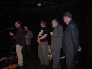 Peter Janků so sudičkami