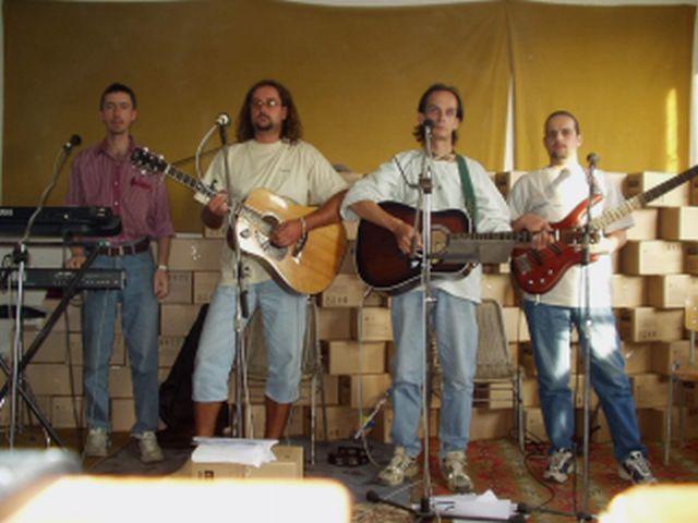 Folková skupina Kerberos