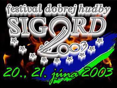 SIGORD 2003