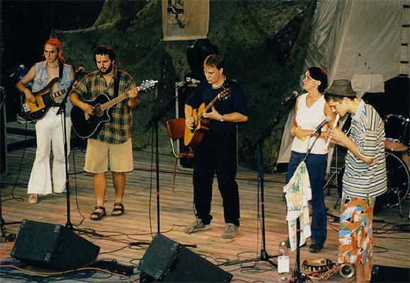 Náhodní pocestní na Strunobraní 2002